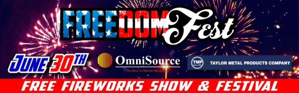 Freedom Fest – Fireworks & Festival