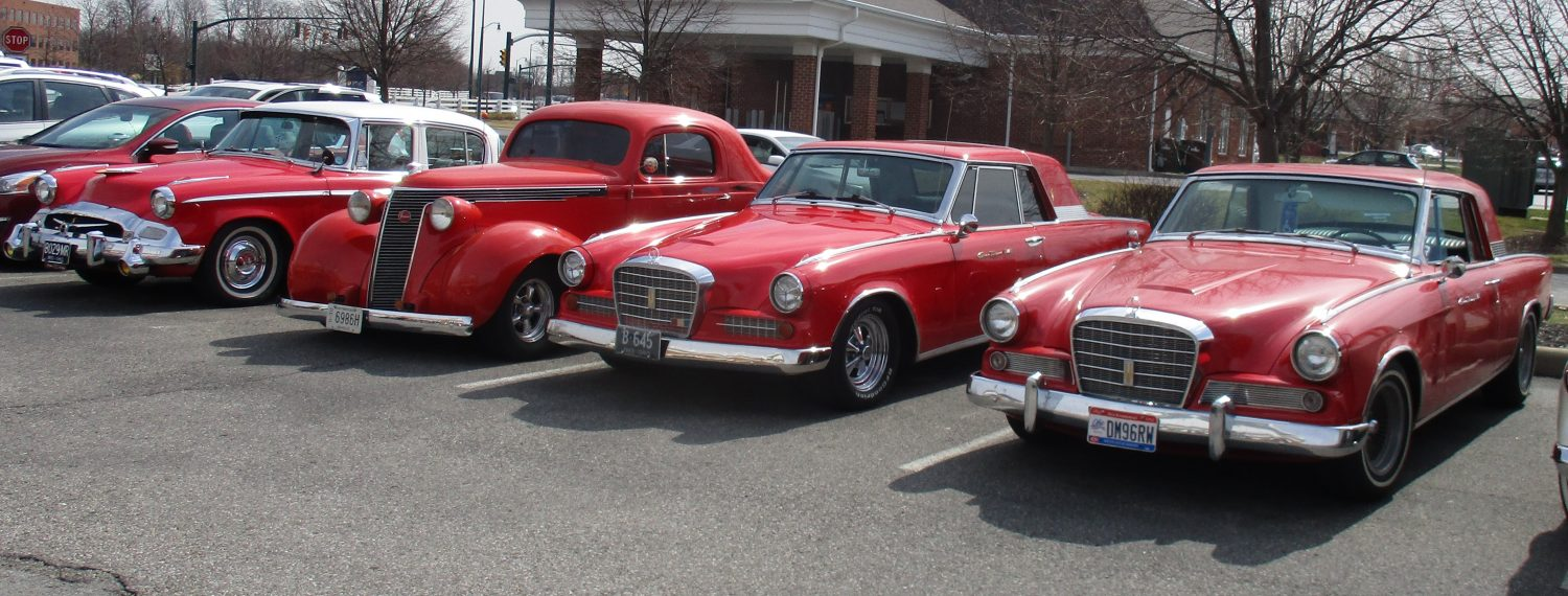 Studebaker Drivers Club Selects Mansfield, Ohio for 55th Annual International Meet