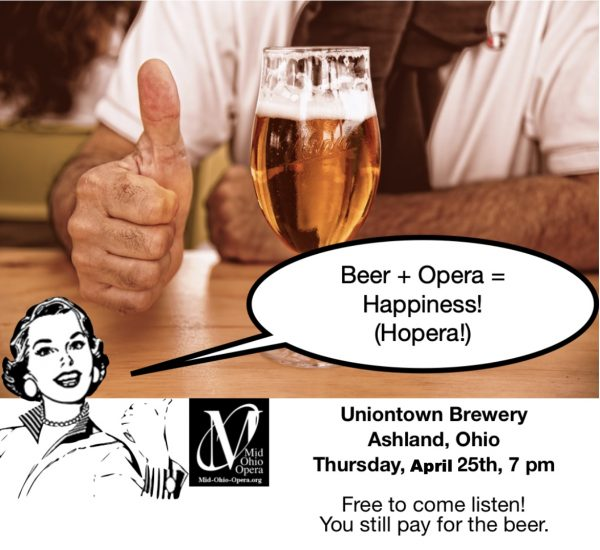 Hopera at Uniontown Brewing Co.