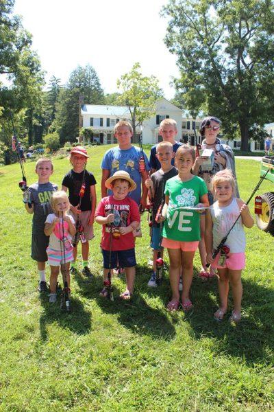 Kid's Farm Fun Day & Fishing Derby