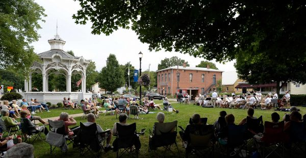 Bellville's Concerts in the Park