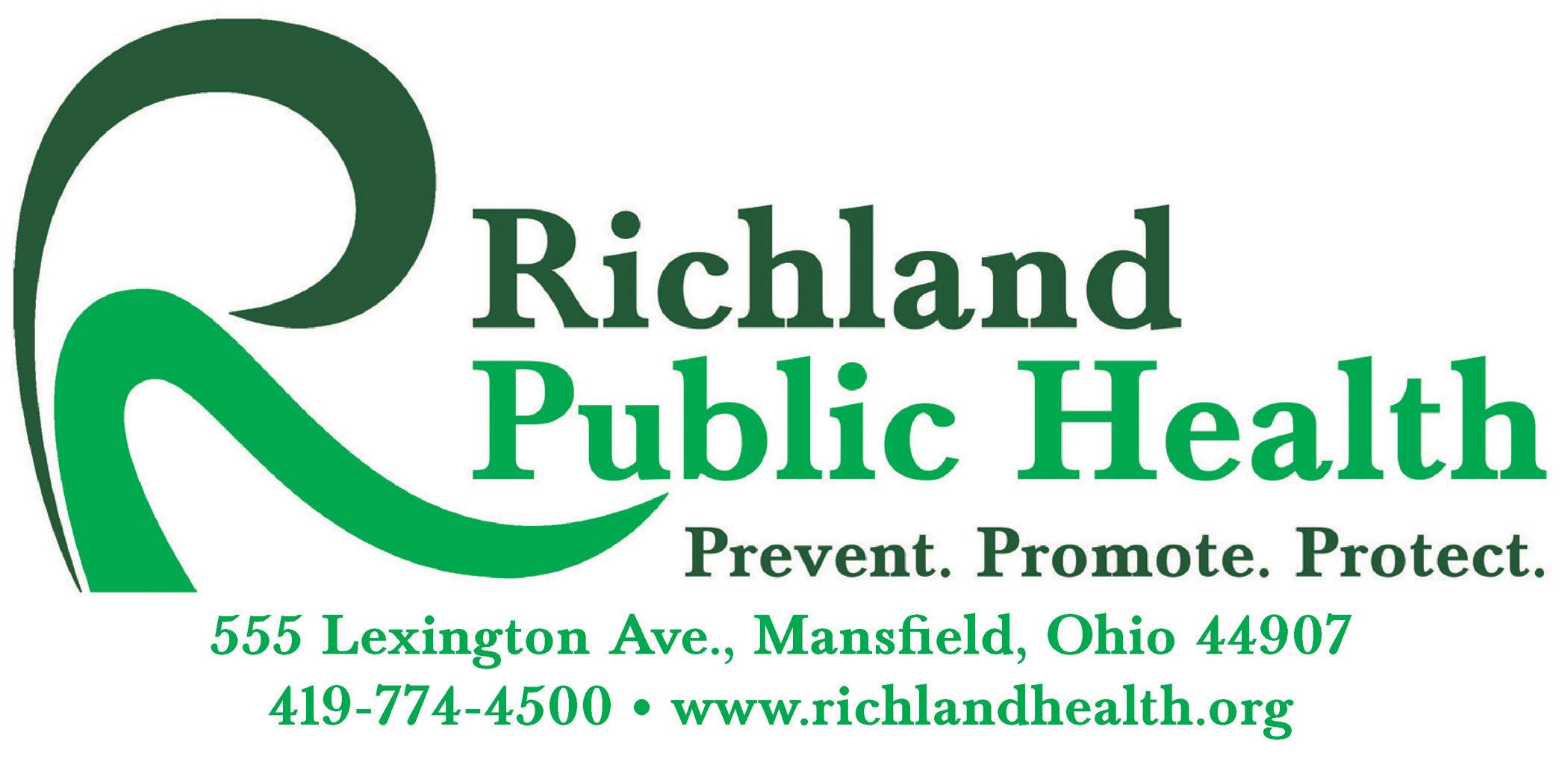 Richland Public Health Logo