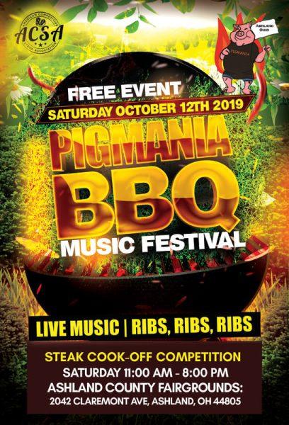 PigMania BBQ Music Festival