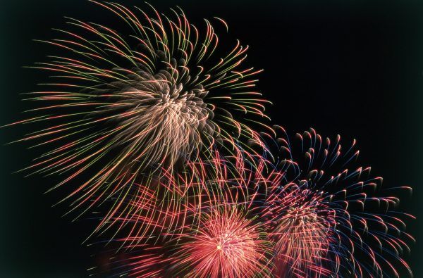 Independence Day Fireworks at Charles Mill Marina