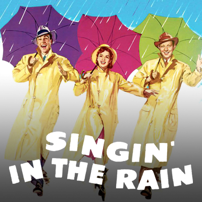 CANCELED – Cinema Series: Singin' in the Rain