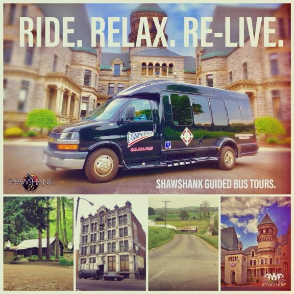 Shawshank Guided Bus Tours – Limited Time ONLY!