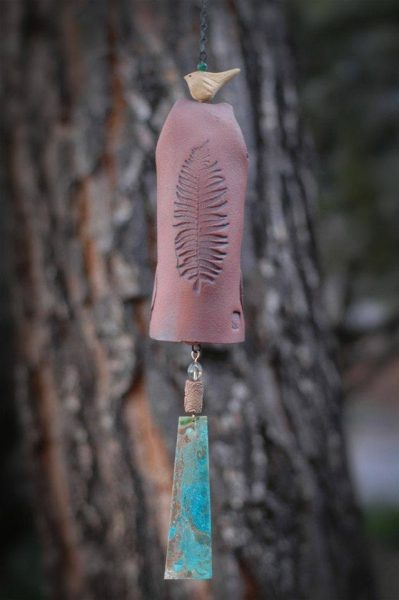 Wind Chime – Cork and Clay