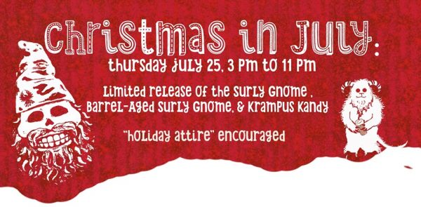 Christmas in July at the Phoenix