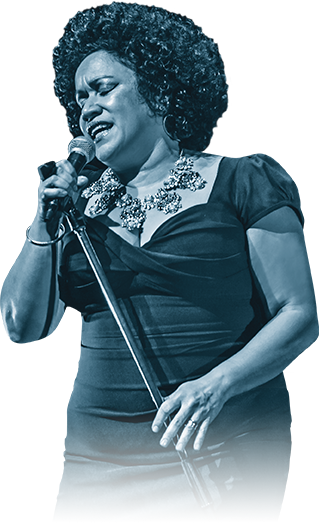 SOLD OUT!!! At Last: An Evening with Etta James Starring Condrea Webber