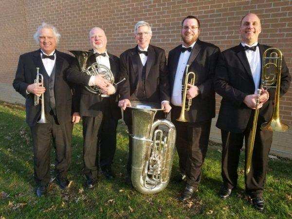 St. Peter's Music Series: Suburban Brass Ensemble