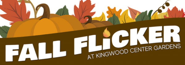 Fall Flicker at Kingwood Center Gardens