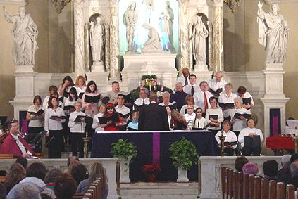 St. Peter's Music Series: Advent Lessons & Carols