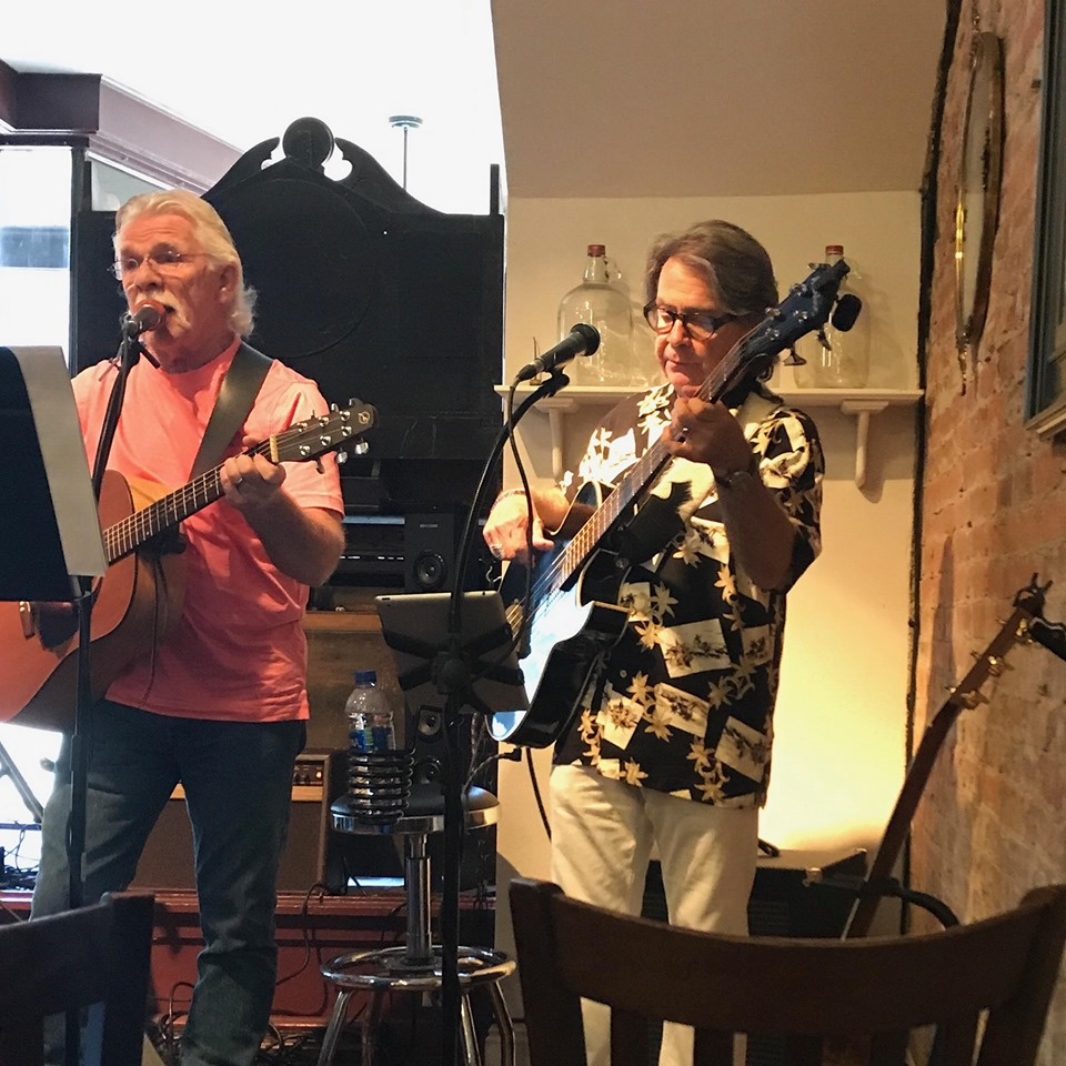 Live Music with Semer and Kastran at Hudson and Essex