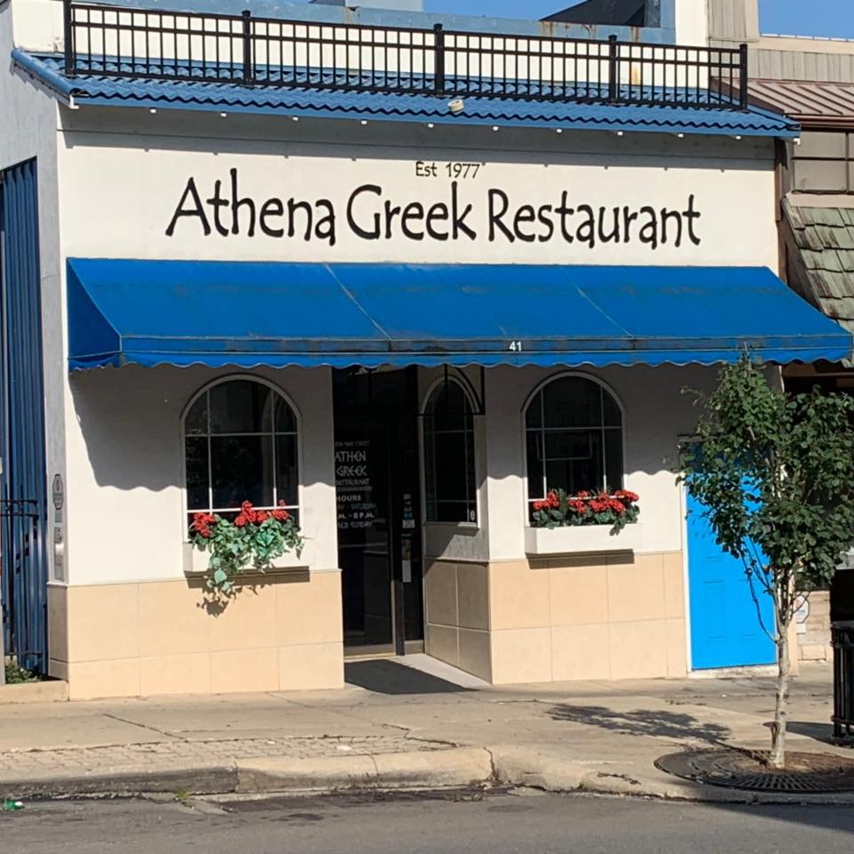 Athena Greek Restaurant
