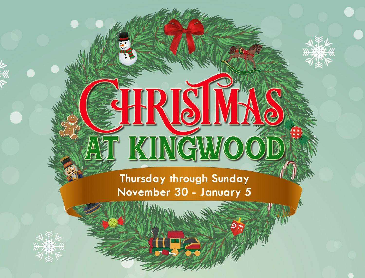 Christmas at Kingwood