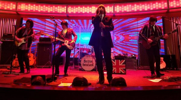 The British Invasion LIVE at DLX