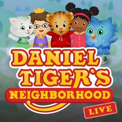 POSTPONED – Daniel Tiger's Neighborhood LIVE
