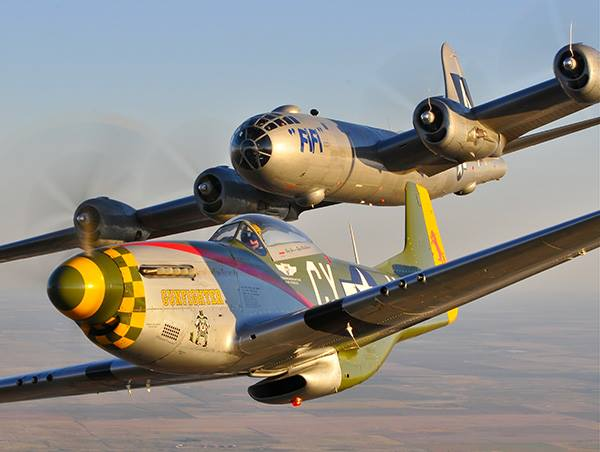 AirPower History Tour Lands in Mansfield