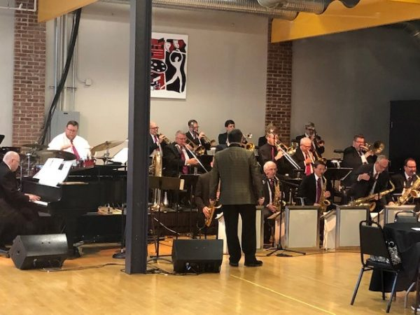 Mansfield Jazz Orchestra plays the Music of Woody Herman