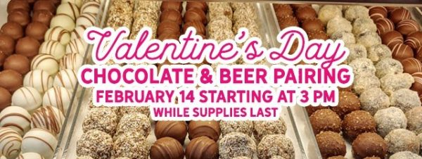 Chocolate and Beer Pairing