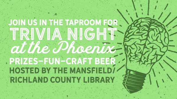 CANCELED – Taproom Trivia at the Phoenix