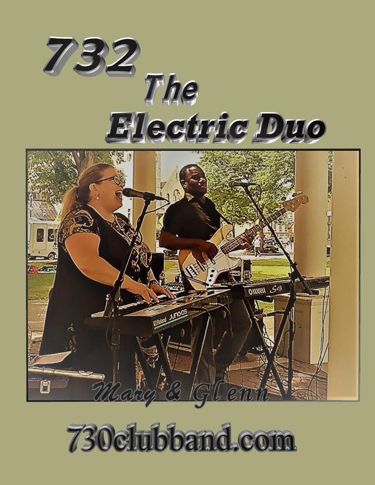 Live Music: Electric Duo at Hudson and Essex patio