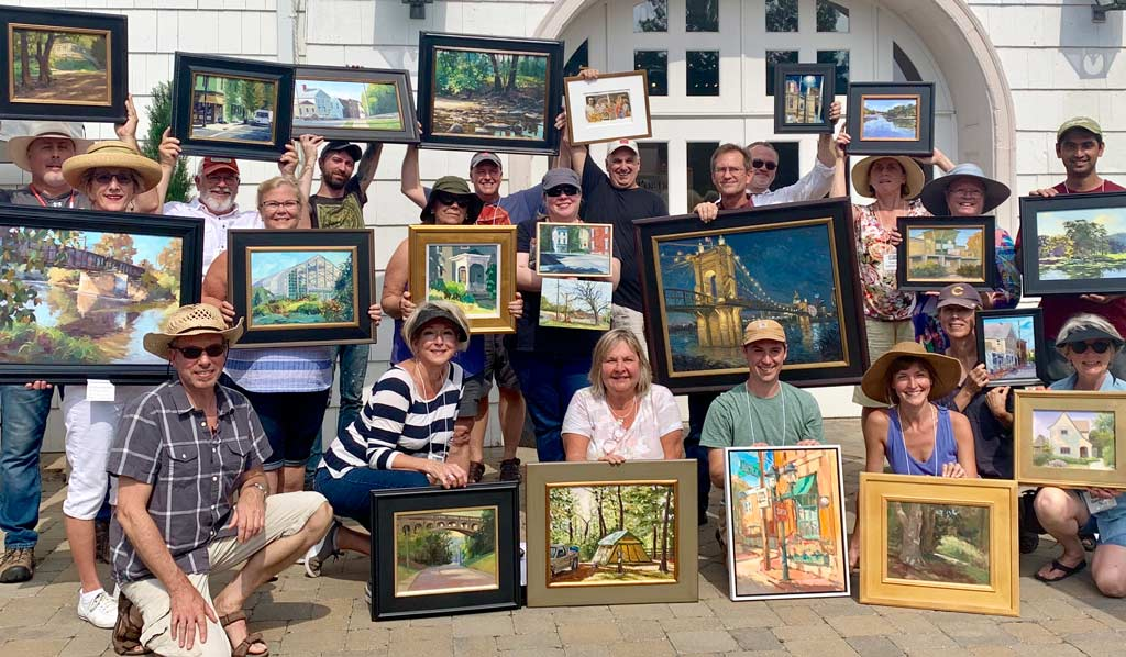 POSTPONED – Ohio Plein Air Society Annual Exhibition