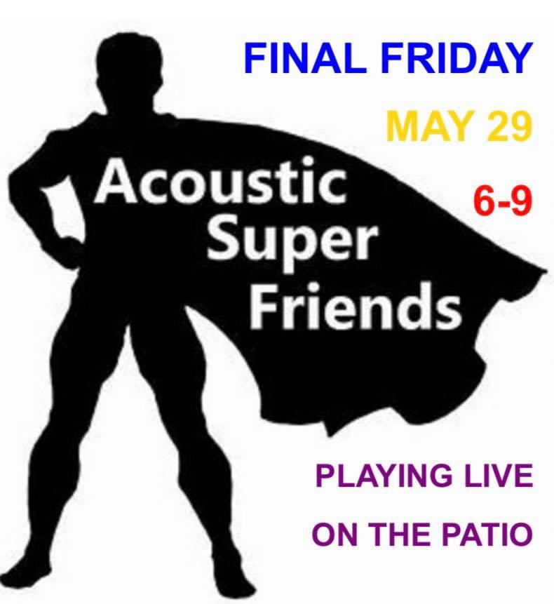 Acoustic Super Friends Playing LIVE @ DLX | Dan Lew Exchange