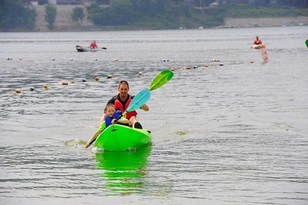 Father's Day Kayak Tour