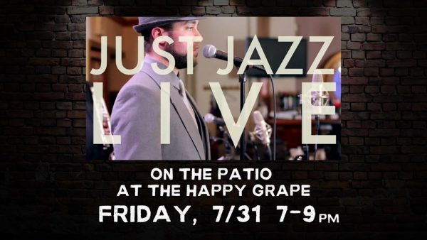 Just Jazz Live at The Happy Grape
