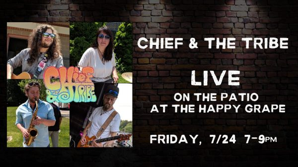 Chief & The Tribe Live at The Happy Grape