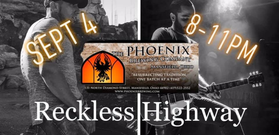 Reckless Highway at The Phoenix