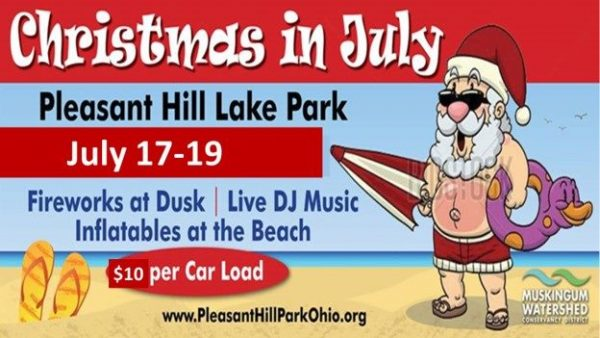 Christmas In July In 2020 At Pleasant Hill Lake Christmas In July   Destination Mansfield