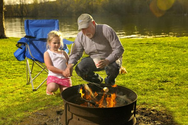 Outdoor Cooking Camp for Kids