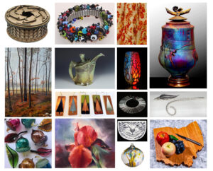 The 51st Annual Holiday Fair @ The Mansfield Art Center