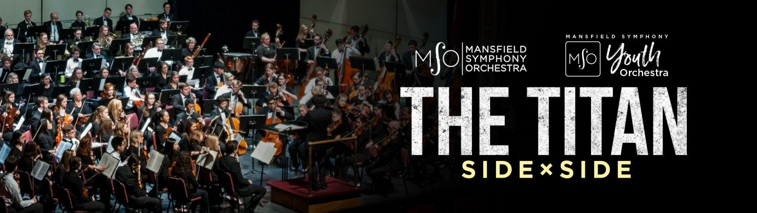 MANSFIELD SYMPHONY ORCHESTRA: THE TITAN