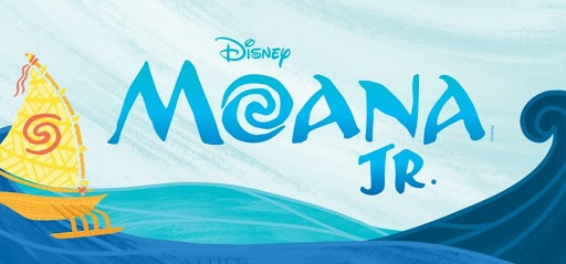 Disney's Moana Jr at the Mansfield Playhouse