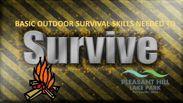 Kids Survival Skills Camp