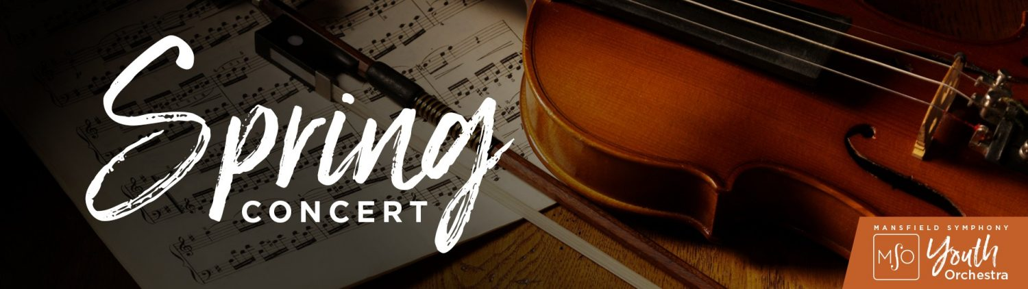 YOUTH ORCHESTRA: SPRING CONCERT at Renaissance Theatre