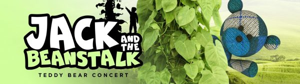 TEDDY BEAR CONCERT: JACK AND THE BEANSTALK at Theatre 166