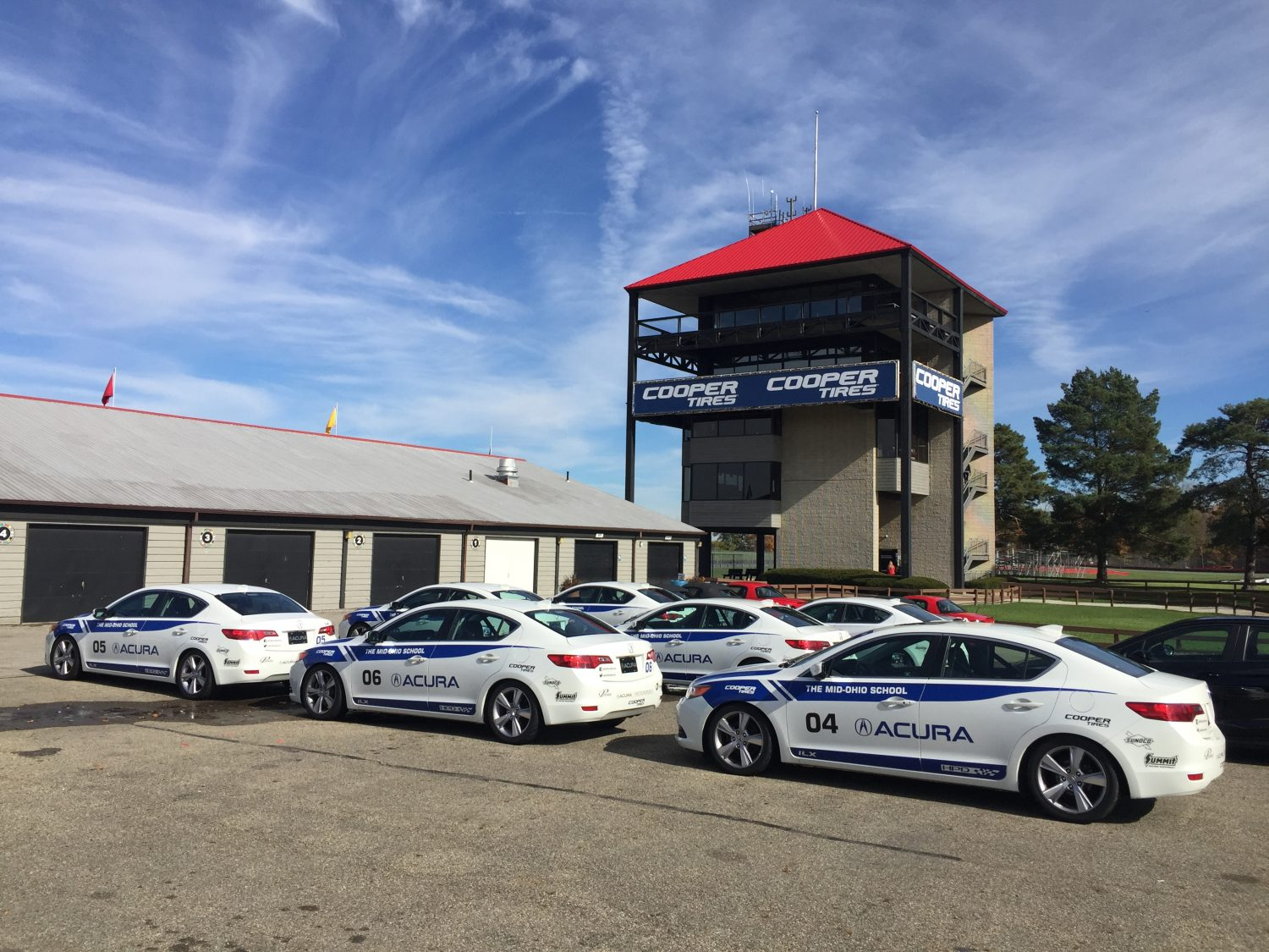 Test Driving the Teen Defensive Driving Course at the Mid-Ohio School