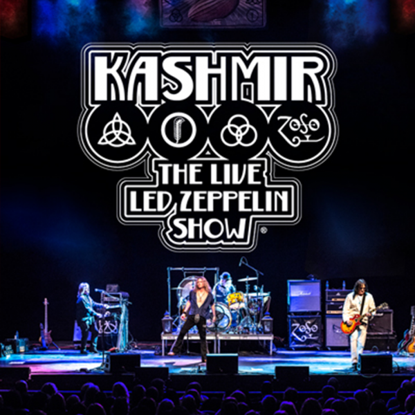 Kashmir: The Live Led Zeppelin Experience
