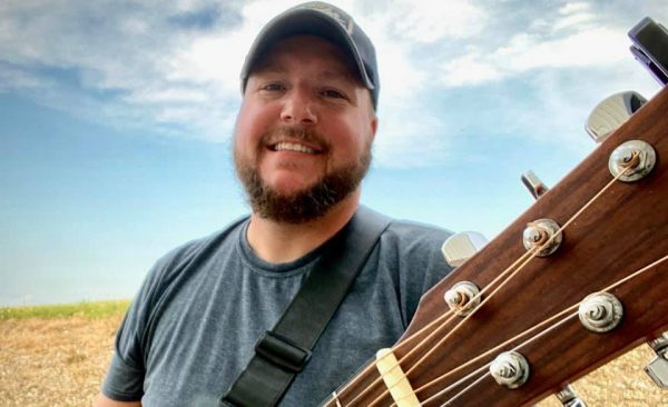 Nathan Williams live music at Cypress Hill Winery