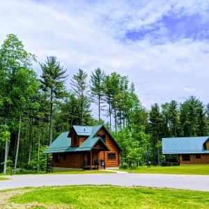 Pleasant Hill Lake Park Cabins