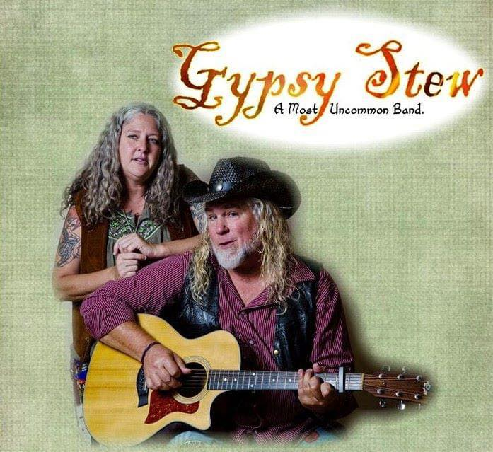 Live music with Gypsy Stew