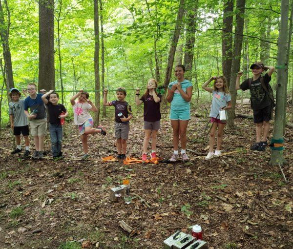 Summer Nature Camps at Ohio Bird Sanctuary, July 28-30