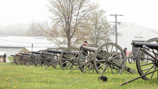 Ohio Civil War and WWI&II Show