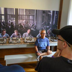 Shawshank Museum at Ohio State Reformatory