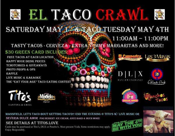 El Taco Crawl