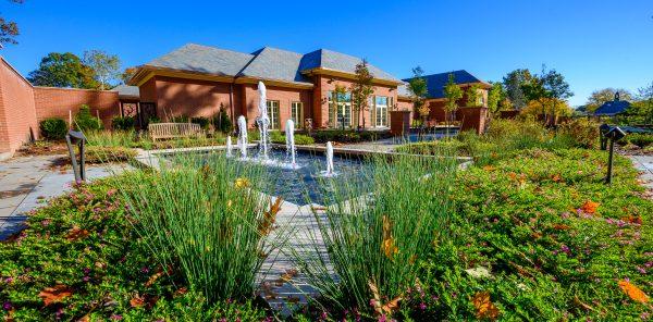 Kingwood Center's Garden Gateway Visitor Center
